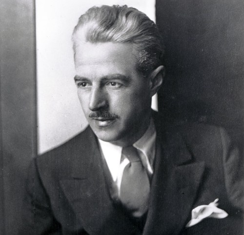 Noir Crime Fiction author Dashiell Hammett