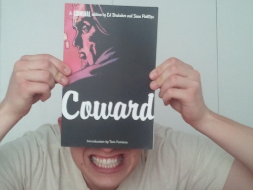 Noir Comics Coward Criminal Brubaker Phillips
