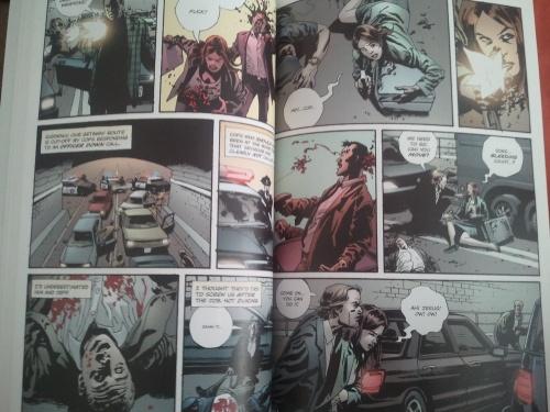 Noir Comics Coward Criminal Setting
