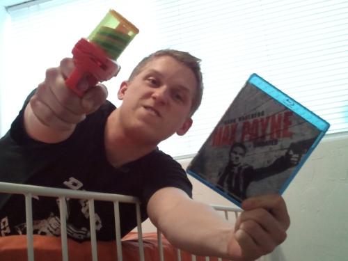 Film Noir Max Payne Blu Ray