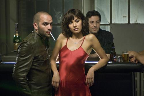 Film Noir Natasha Sax Max Payne Femme Fatale