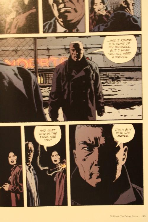 Noir Comics Criminal Lawless Tracy
