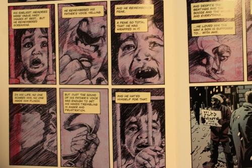 Noir Comics Criminal Lawless Teeg's Abuse