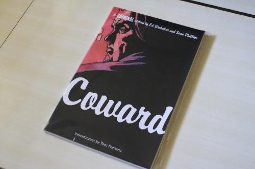 Noir Comics Criminal Coward Brubaker Giveaway