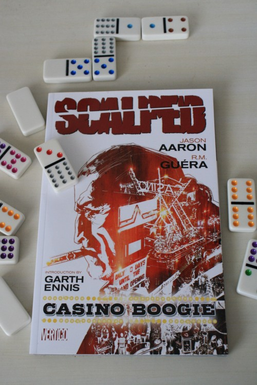 Noir Comics Scalped Casino Boogie Cover