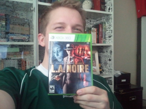Video Game Noir L.A. Noire Xbox 360