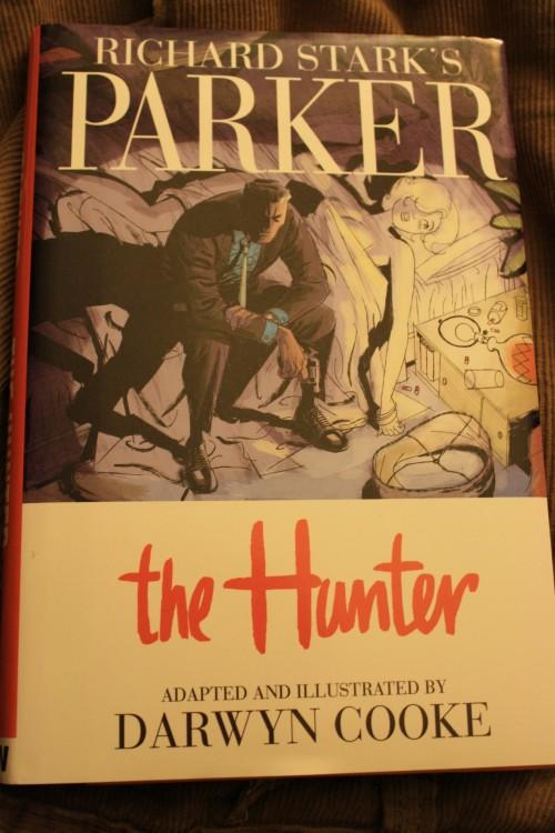 Noir Comics Richard Starks Parker The Hunter Cover
