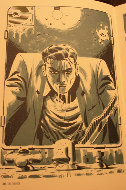 Noir Comics Richard Starks Parker The Hunter Parker