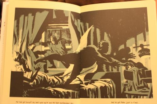 Noir Comics Richard Starks Parker The Hunter Mal