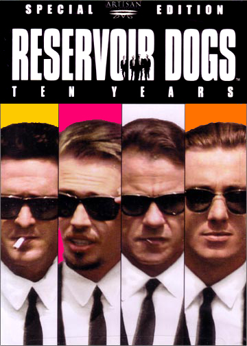 Film Noir Reservoir Dogs Cover