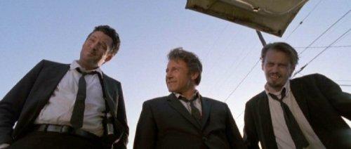 Film Noir Reservoir Dogs Mr. Blonde Mr. White Mr. Pink