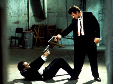 Film Noir Reservoir Dogs Mr. Pink Mr. White