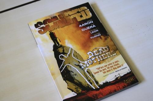 Noir Comics Scalped Dead Mothers Cover