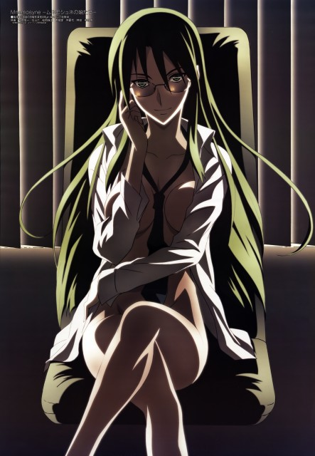 Film Noir | Anime: Rin - Daughters of Mnemosyne (2/4)