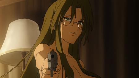 Film Noir Anime Rin Asogi