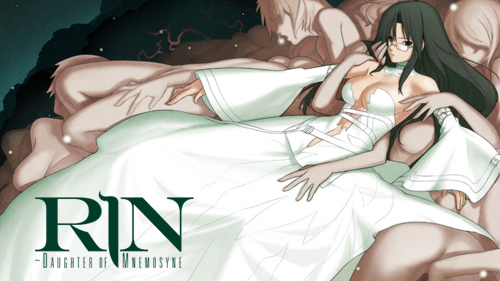 Film Noir Anime Rin Daughters of Mnemosyne