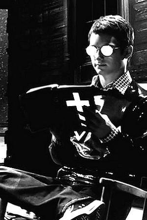 Film Noir Sin City Kevin