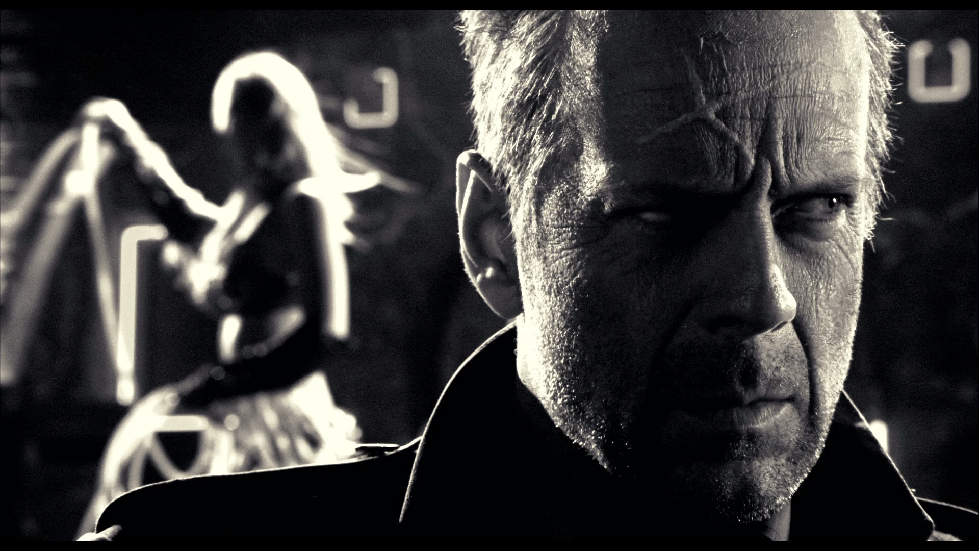 sin city wallpaper marv