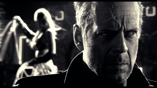 Film Noir Sin City Nancy and Hartigan