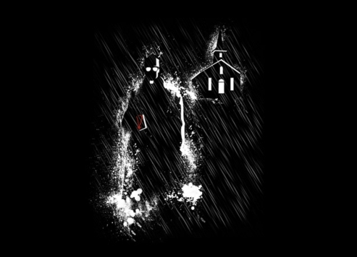 Noir Comics Noir Inspired T-Shirt Designs