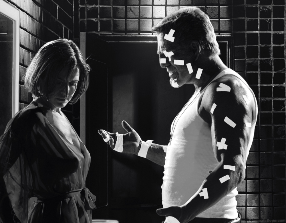 Film Noir | Sin City (2005) (4/6)