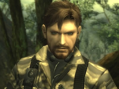 Video Game Noir Metal Gear Solid 3 Naked Snake