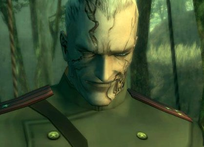 Video Game Noir Metal Gear Solid 3 Volgin