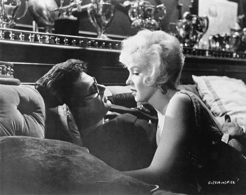 Film Noir Some Like it Hot Eroticism