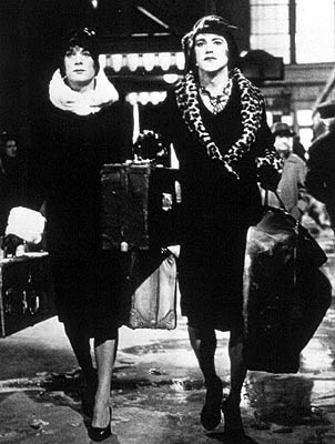 Film Noir Some Like it Hot Joe and Jerry