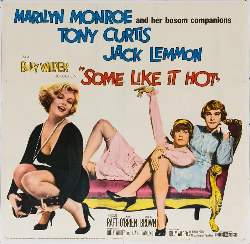 Αποτέλεσμα εικόνας για Some Like It Hot (1959)