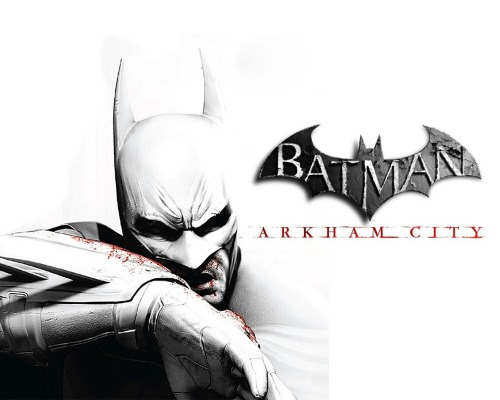Video Game Noir Batman Arkham City