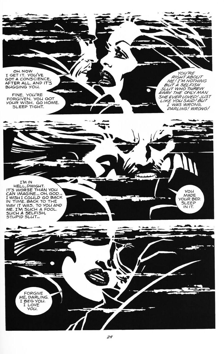 cbdf77dd80 Noir Comics   Sin City by Frank Miller   NoirWHALE