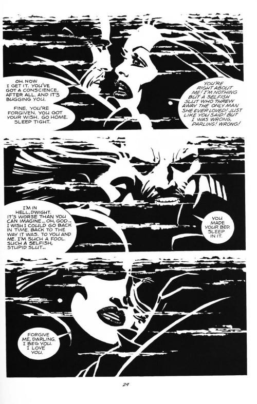 Noir Comics Sin City Dame to Kill For