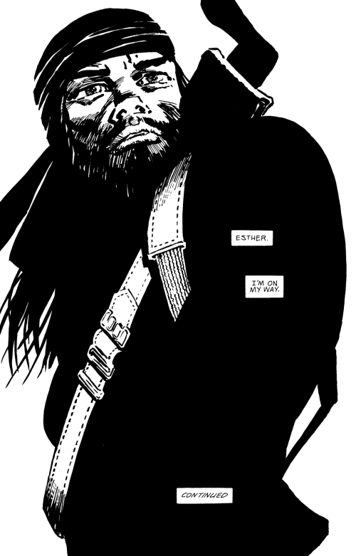 Noir Comics Sin City Hell and Back