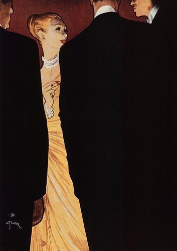 Noir Art | Rene Gruau (4/6)