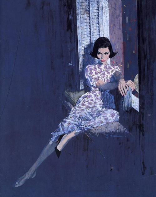 Noir Art | Robert McGinnis (4/6)