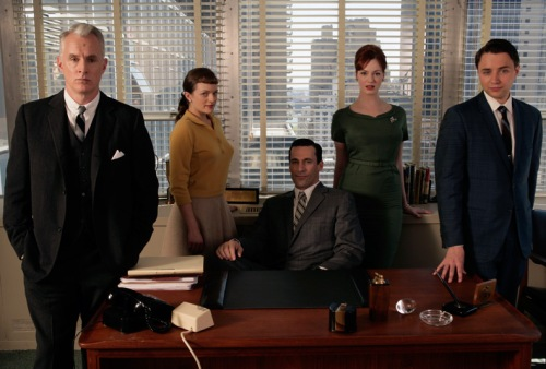 Noir Definition Mad Men