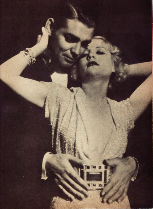 Femme Fatale Carole Lombard Clark Gable