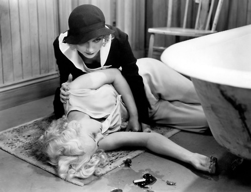 Femme Fatale Carole Lombard Shirley Grey Virtue 1932
