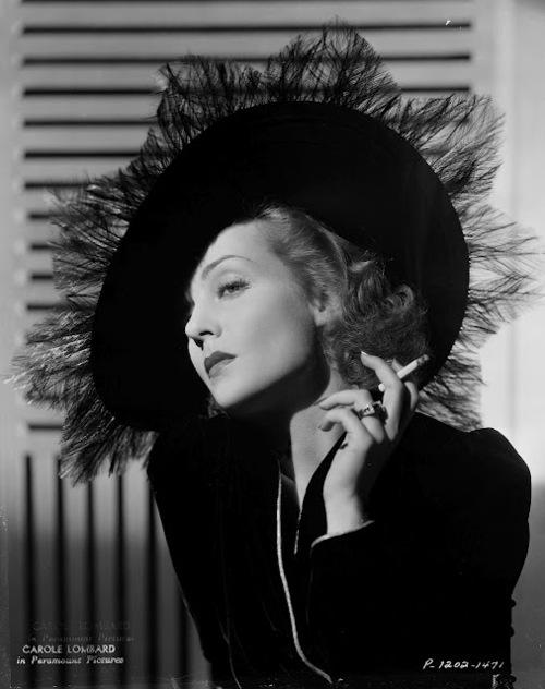 Femme Fatale Carole Lombard