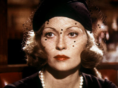 Film Noir Chinatown 1974 Faye Dunaway Evelyn Mulwray