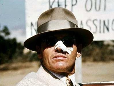 Film Noir Chinatown 1974 Jack Nicholson JJ Gittes