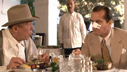 Film Noir Chinatown 1974 John Huston Noah Cross