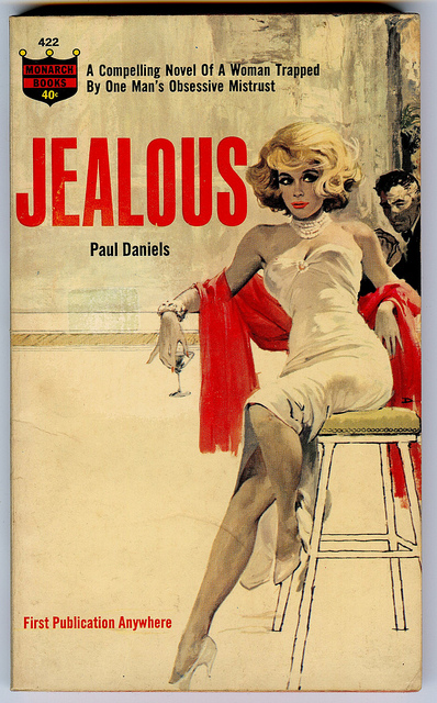 Noir Art Ernest Chiriaka Jealous Paul Daniels