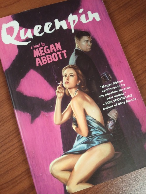Crime Fiction Queenpin Megan Abbott