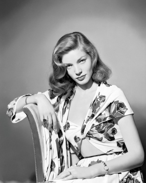 Femme Fatales | Lauren Bacall (5/6)