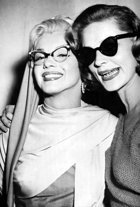 Femme Fatale Lauren Bacall Marilyn Monroe