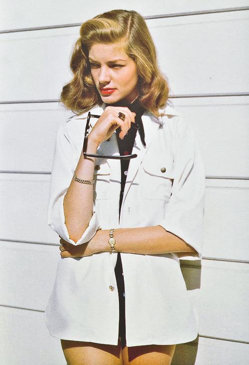 Femme Fatale Lauren Bacall