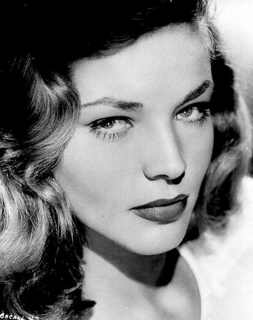 Femme Fatales | Lauren Bacall