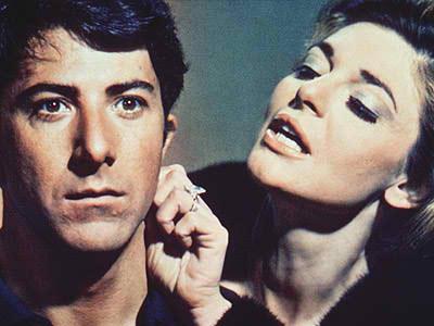 Femme Fatales Anne Bancroft Dustin Hoffman